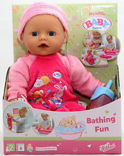 Zapf Creation My little Baby Born - Badespaß Puppe NEU / OVP