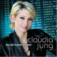 CLAUDIA JUNG - ALLES NACH PLAN?  CD ++++++++++12 TRACKS+++++++++NEU