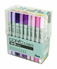 Copic ciao SET 22075361 mit 36 Stiften Set A COPIC Marker Copicset Markerset So