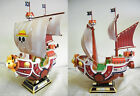 ONE PIECE Thousand Sunny Grand Ship Mugiwara Pirates Paper Model Kit Toy New