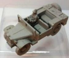 EWM FrVeh5 1/76 Diecast WWII French Latil Field Car with Driver, LMG and Rifle.