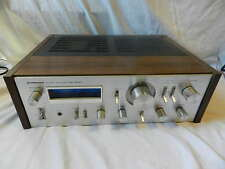 Vintage Pioneer SA-7800 Stereo Amplifier Parts/Repair Beautiful Amp