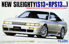 Fujimi ID-67 1/24 Scale Model Kit New Sileighty Nissan 180SX Silvia S13 Sil80
