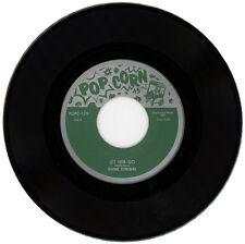 """GENE STRIDEL  """"LET HER GO""""   CLASSIC POPCORN / R&B DANCER    LISTEN!"""