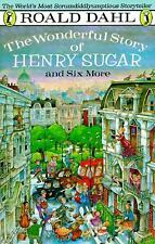 The Wonderful Story of Henry Sugar and Six More by Roald Dahl (1988, Paperback)