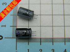 100pcs High frequency electrolytic capacitors 35V 100uf 8*12.5mm#CF609