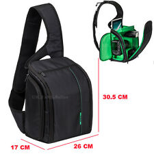 DSLR Shoulder Sling Camera Case Bag For Nikon D3100 D3200 D5100 D5200 D7000