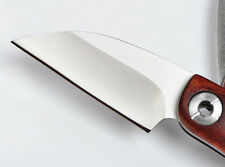 Cute Sharp Folding Pocket Knife Outdoor Camping Fishing Survival Rescue Saber
