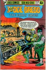 Judge Dredd - The Early Cases # 4 (of 6) (Mike McMahon) (Eagle Comics USA, 1986)