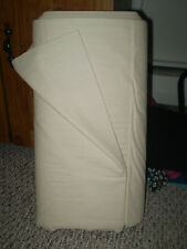 B*T*Y - UNBLEACHED MUSLIN- 100% COTTON - NATURAL COLOR -  BUY WHAT YOU NEED !!!