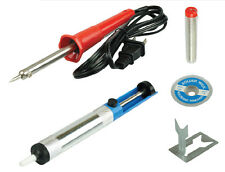KitsUSA ST-12UL 5 PIECE SOLDER TOOL KIT (UL APPROVED FOR SCHOOLS)