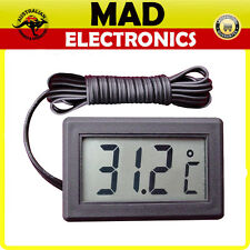 New LCD Digital Temperature Thermometer for Fridge/Freezer/Aquarium/FISH TANK