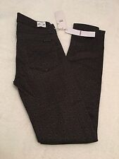 Hudson Midrise Nico Jeans Patterned Brand New Size 24