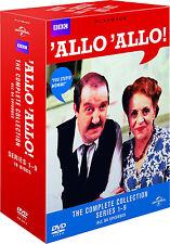 'Allo 'Allo! . The Complete Series . Season 1 2 3 4 5 6 7 8 9 . 16 DVD . NEU OVP