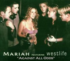 Mariah Carey Against all odds (2000, #6696702, feat. Westlife) [Maxi-CD]