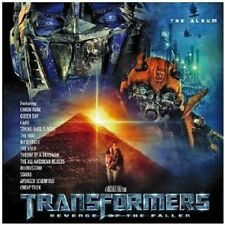 OST/VARIOUS - TRANSFORMERS-REVENGE OF THE FALLEN CD NEU