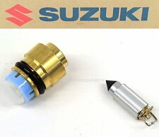 New Genuine Suzuki Carburator Float Needle & Seat DR-Z400 S SE (See Notes) N110