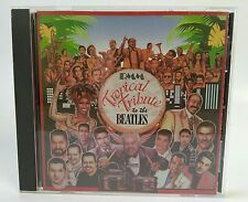 RMM Tropical Tribute To The Beatles By Various Artists CD Celia Cruz Tito Nieves