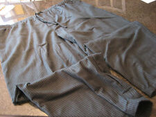 NWT - Mens ROUNDTREE & YORKE Green/Black Cotton Flannel Lounge Pants (3X)