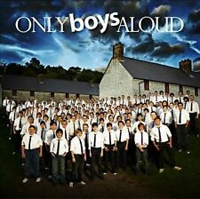 Only Boys Aloud Audio CD | Import | Like NEW | Free Fast Shipping |