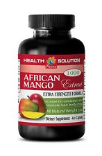 African Mango Plus - AFRICAN MANGO 1200 - Natural Weight Loss - 1B 60Ct