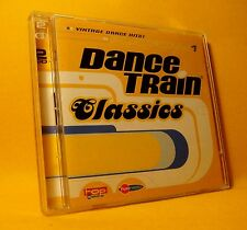 CD Dance Train Classics Platform 1 Compilation (2XCD) 22TR 2000 Techno House