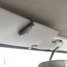 Brillenhalter Sonnenbrille Klipp Ticket Karte Halter Klammer für Auto KFZ