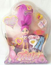 Bambola Doll Cuore Rosa Trollz Ametyst Van Der Troll Trendy Fashion Hasbro Pop