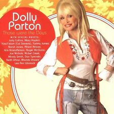 Those Were the Days by Dolly Parton (CD 2005, Sugar Hill) duets album 12 tracks