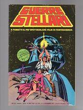 GUERRE STELLARI  a fumetti primi 8 numeri Mondadori 1977/78 con poster