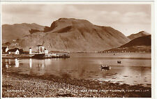 Ben Nevis From Corpach, FORT WILLIAM, Inverness-shire RP