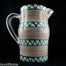 Céramique Grand PICHET par Robert PICAULT à VALLAURIS ceramic 50/capron/derval