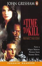 A Time to Kill (Penguin Readers, Level 5)-ExLibrary