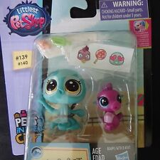 Littlest Pet Shop NEW in the city Coralina Reefton octopus Aya Waterly seahorse