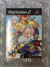 FACTORY SEALED MANA KHEMIA ALCHEMISTS OF AL REVIS PREMIUM PLAYSTATION 2 PS2 SONY