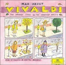 Mad about Vivaldi (CD, DG) The Four Seasons, Concerto Two Trumpets