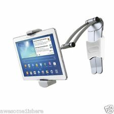 """Under The Cabinet Mount Stand Tablet Kitchen Wall Air Videos Holder 7-10"""" Screen"""