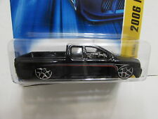 HOT WHEELS 2006 NEW MODELS NISSAN TITAN BLACK