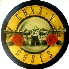 "EX/EX! GUNS N' ROSES IT'S SO EASY 12"" VINYL Picture Pic Disc"