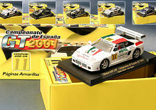 Fly Ref.  PA2 Venturi 600 - Spanish GT 2001 PAGINAS AMARILLAS  NEW1/32