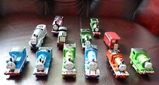 Thomas and Tank Engine 12 Figurines - Cake Toppers - Brand New