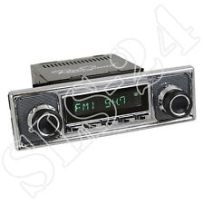 "RETROSOUND Autoradio ""HERMOSA"" Komplett-Set ""Becker"" Retro Radio mit Zubehör SET"