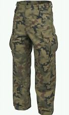 Helikon SFU NEXT Army Combat Trousers Cadet Tactical Pants US Woodland Camo XL R