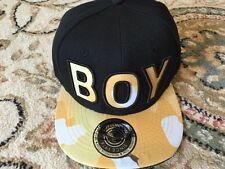 New Boy Girl Adjustable Baseball Cap Kids Snapback Children Hip-hop Hat Uk