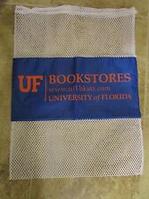 "University of Florida Mesh Laundry Bag - Bookstore Logo - 29"" x 22"""