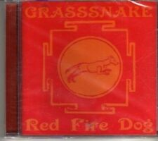 (DH258) Grass Snake, Red Fire Dog - 2006 sealed CD