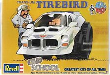 Revell Old School Deal's Wheels 1957 Trans-UM TIREBIRD, Firebird Humor Model Kit