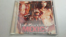 "ORIGINAL SOUNDTRACK ""ONCE UPON A TIME IN MEXICO"" CD 18 TRACKS ROBERT RODRIGUEZ"