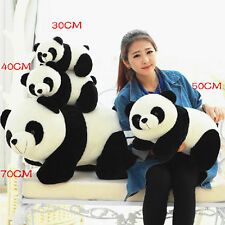 30CM New  Soft Stuffed Animal China Panda Plush Doll Toy For Birthday gift