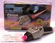 1993 Playmates Star Trek The Next Generation Type 2 Phaser!